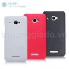 Vỏ ốp lưng sần NillKin cho HTC Butterfly X920d ( J butterfly, Super Frosted Shield )
