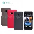 Vỏ ốp lưng sần NillKin cho HTC One (M7) Super Frosted Shield