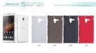 Vỏ ốp lưng sần NillKin cho Sony Xperia ZL, L35h  Super Frosted Shield