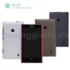 Vỏ ốp lưng sần NillKin cho Nokia Lumia 520, lumia 525 (  Super Frosted Shield )