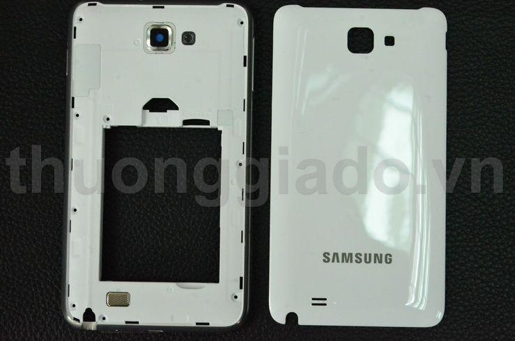 Vỏ Samsung Galaxy Note N7000 Màu Trắng Original Housing