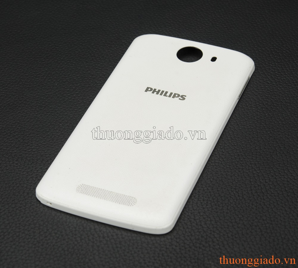 Nắp lưng (nắp đậy pin) Philips Xenium I928 màu trắng