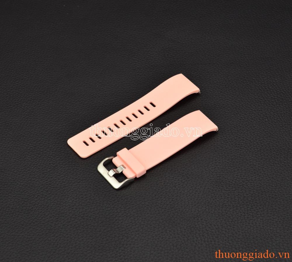 Dây đeo tay thay thế cho Fitbit Blaze màu hồng
