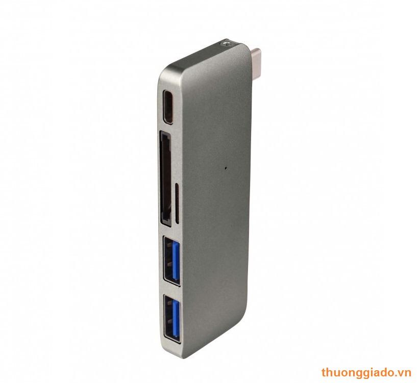 Đầu đọc thẻ USB-C, Type-C OTG & USB-C Hub