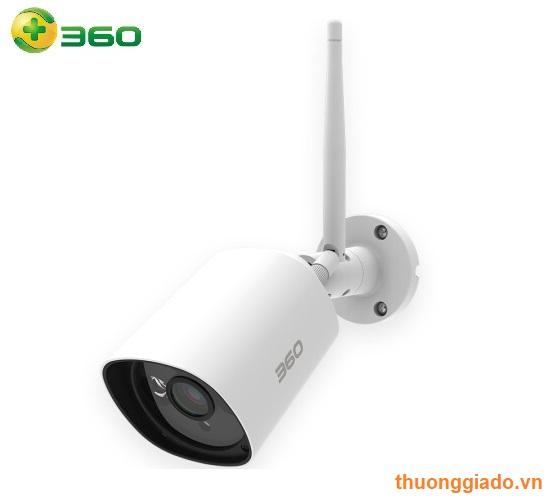 Qihoo 360 IP SMART CAMERA D621 (camera ngoài trời, full hd/1080p)