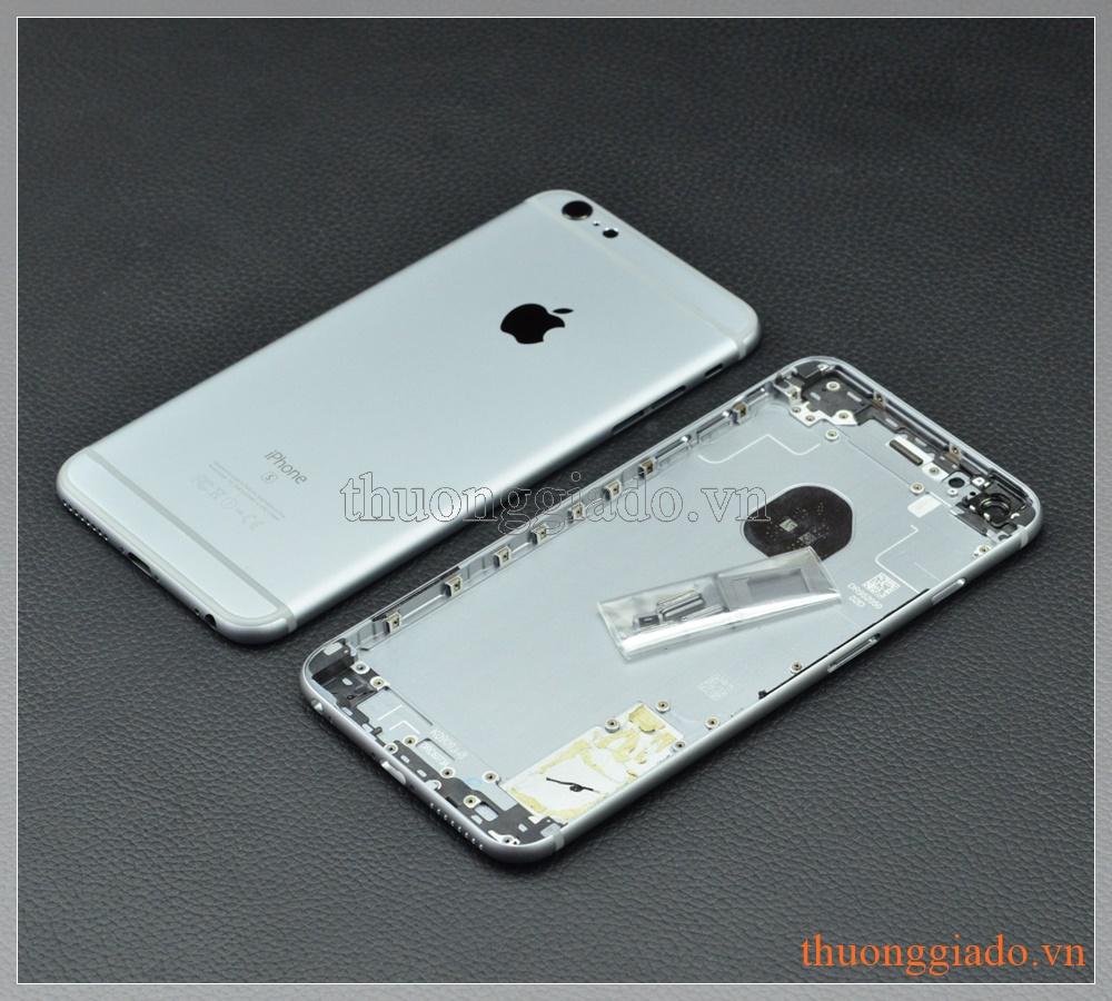 Thay Vỏ Iphone 6s Plus Màu Xám Hàng Zin Theo Máy