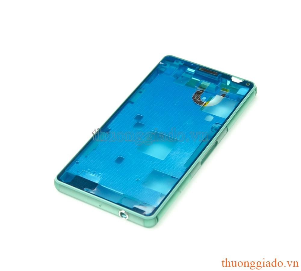 Vành viền benzen Sony Xperia Z3 mini/ Z3 compact màu xanh