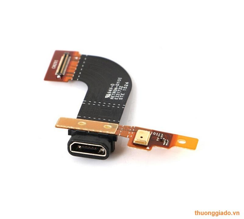 Thay cáp chân sạc+míc Sony Xperia M5