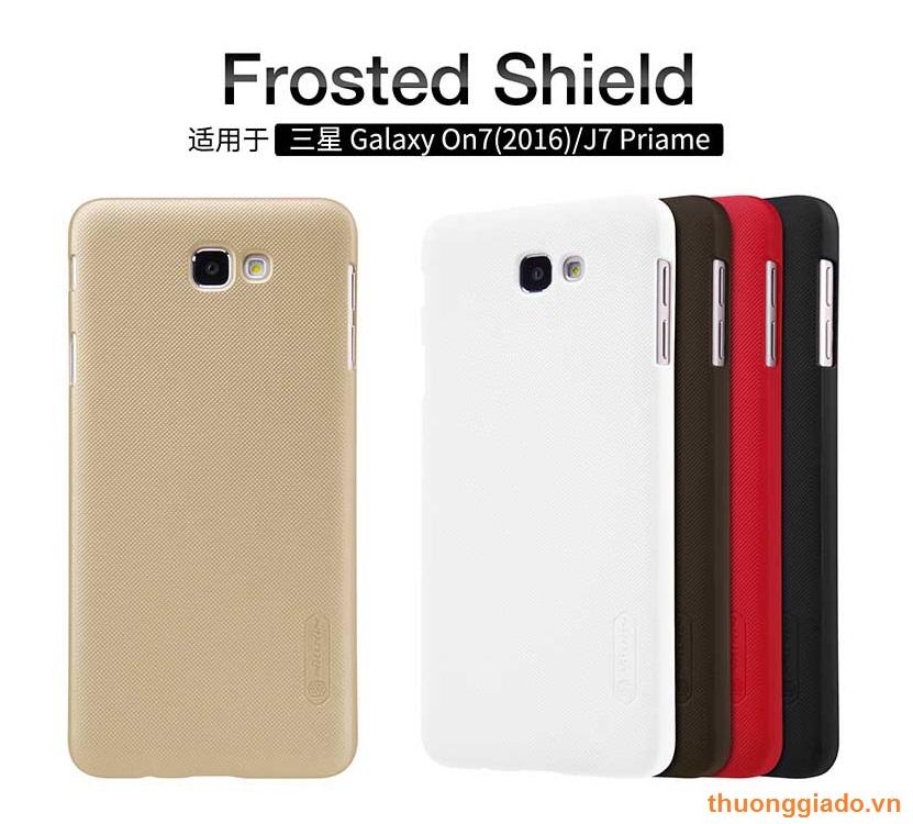 Ốp lưng sần NillKin cho Samsung Galaxy.J7 Prime G610 (Super Frosted Shield)