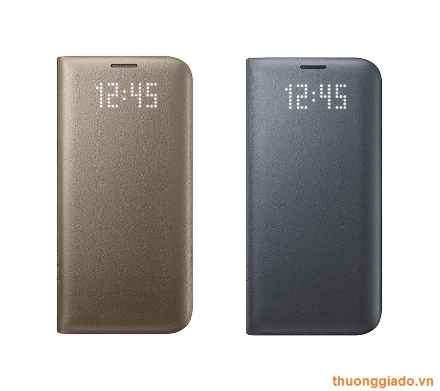 aa712eab76 Bao Da Samsung Galaxy S7 Edge LED VIEW COVER EF-NG935 Chính Hãng