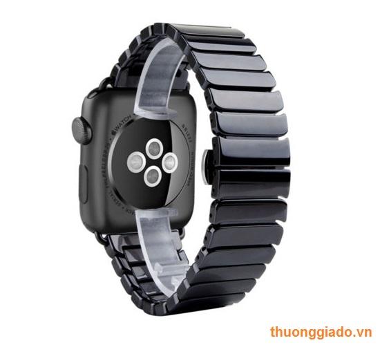 Dây đồng hồ gốm sứ Apple Watch 42mm