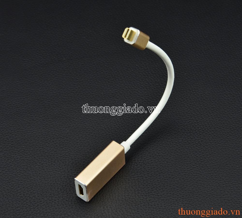 Cáp chuyển đổi Mini displayport sang HDMI (hỗ trợ 4K)