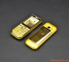 Thay vỏ Nokia C5-00 màu vàng gold