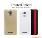 Ốp lưng sần Nillkin cho Asus Zenfone 3 Max ZC520TL Super Frosted Shield