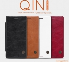 Bao Da Cầm Tay Samsung Galaxy Note7, Note 7, N930 (Hiệu NILLKIN, QIN Leather Case)