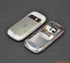 Vỏ Nokia C7-00 màu trắng bạc (hàng zin tháo máy)