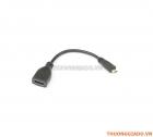 Cáp chuyển đổi từ Micro HDMI ra HDMI