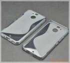 "Ốp lưng silicone HTC 10 EVO/ HTC Bolt (5.5""), Soft protective case (hiệu S-Line)"