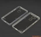 Ốp lưng trong suốt Huawei Mate 8 (Lưng cứng viền mềm)