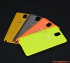 Nắp lưng (nắp đậy pin) Samsung Galaxy Note 3 N900 Chính Hãng (4 màu mới)