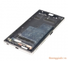 Vành viền benzel Sony Xperia  Z5 Premium/ Z5 Plus (bản 2 sim) màu crom
