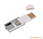 Đầu đọc thẻ nhớ 2 trong 1 (OTG & USB)