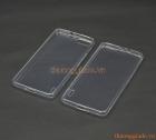 Ốp lưng silicone Huawei Honor 6X (loại siêu mỏng, ultra thin soft case)