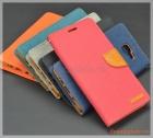 Bao da flip case Samsung Galaxy A9 Pro/ A910 & Galaxy A9/ A900 (hiệu CANVAS DIARY)