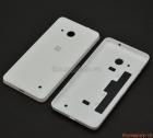 Nắp lưng Microsoft Lumia 550 Màu trắng_back cover