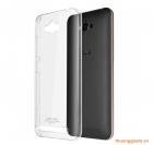 Ốp lưng Asus Zenfone Max/ ZC550KL nhựa cứng trong suốt