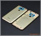 """Thay vỏ Asus Zenfone 3 Max (5.5"""") ZC553KL màu vàng champagne chính hãng"""