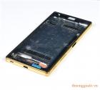 Vành viền benzel Sony Xperia  Z5 Premium/ Z5 Plus (bản 2 sim) màu vàng gold