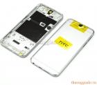 Thay vỏ HTC One A9 màu trắng bạc, hàng zin theo máy