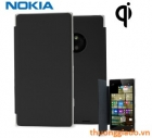 Bao Da Nokia Lumia 830 Wireless Charging Flip Cover Chính Hãng