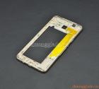 Thay thế vành viền Benzel Samsung Galaxy Note 5 N920 màu vàng champagne