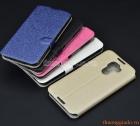 Bao da cầm tay nắp gập mở cho BlackBerry DTEK60_Flip Leather Case