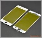 Thay kính (ép kính) iPhone  6s Plus màu trắng (có sẵn gioăng nhựa)