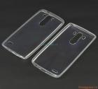 Ốp lưng silicon siêu mỏng cho LG G3 F400_Ultra Thin Soft Case