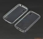 Ốp lưng silicon siêu mỏng LG E960 Google Nexus 4_Ultra Thin Case