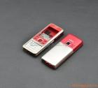 Thay thế bộ vỏ Nokia 6300 màu đỏ bạc