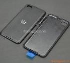 Nắp lưng (nắp đậy pin) Blackberry Z30 màu đen