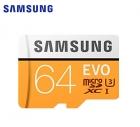 Thẻ nhớ Samsung EVO 64GB MicroSDXC 100MB/s UHS-I Class10 U3 4K