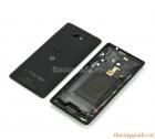 Thay vỏ HTC 8X Màu đen Original Housing