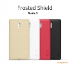 "Ốp lưng sần NillKin Nokia 3 (5.0"") Super Frosted Shield"