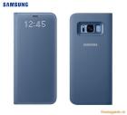 Bao da Samsung Galaxy S8+/ S8 Plus/ G955 Led View Cover chính hãng (màu xanh)
