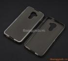 Ốp lưng silicon Blackberry DTEK60 màu xám đục (TPU soft case)
