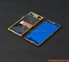 Thay vành viền Benzel Sony Xperia M5 Màu Vàng Gold