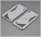 Ốp lưng silicone LG X Skin F740L Soft Protective Case (hiệu S-Line)