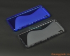 "Ốp lưng silicon Sony Xperia XA (5.0"")/ F3113/ F3112/ F3115, hiệu S-line"