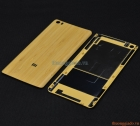 Nắp lưng (nắp đậy pin) Mi Note Pro làm bằng tre tự nhiên